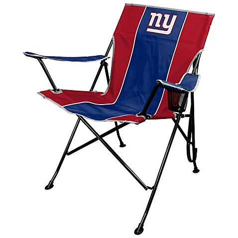 NFL New York Giants Deluxe Quad Chair