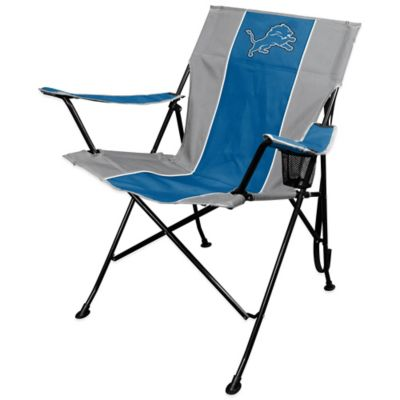 NFL Detroit Lions Deluxe Quad Chair