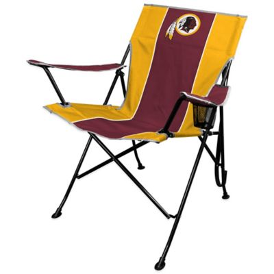 NFL Washington Redskins Deluxe Quad Chair