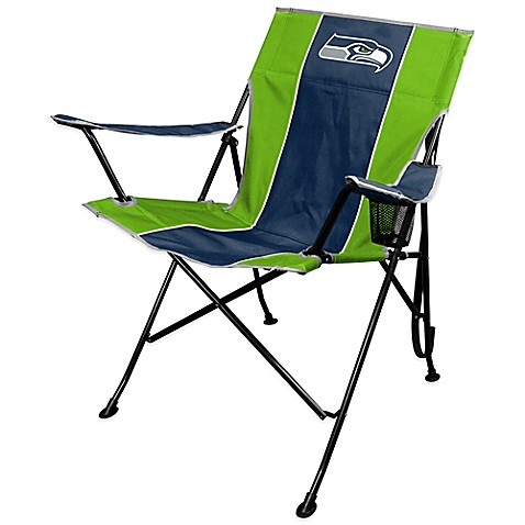 NFL Seattle Seahawks Deluxe Quad Chair
