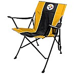 NFL Pittsburgh Steelers Deluxe Quad Chair