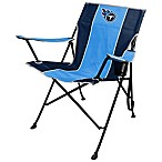 NFL Tennessee Titans Deluxe Quad Chair