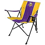 NFL Minnesota Vikings Deluxe Quad Chair