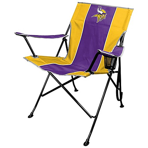 Coleman® NFL Minnesota Vikings Deluxe Quad Chair