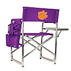 Picnic Time® Clemson University Collegiate Folding Sports Chair in Red