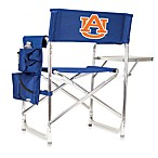 Picnic Time® Auburn University Collegiate Folding Sports Chair in Navy Blue