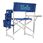 Picnic Time® University of California Los Angeles Collegiate Folding Sports Chair in Navy Blue