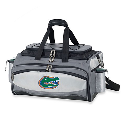 Picnic Time® Collegiate Vulcan BBQ & Cooler Set - University of Florida