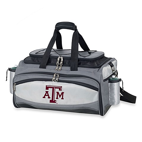 Picnic Time® Collegiate Vulcan BBQ & Cooler Set - Texas A & M