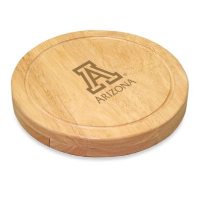 Picnic Time® University of Arizona Collegiate Circo Cutting Board