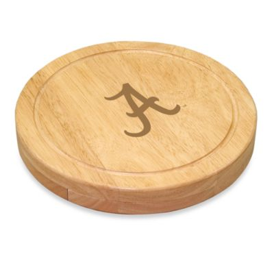 Picnic Time® University of Alabama Collegiate Circo Cutting Board