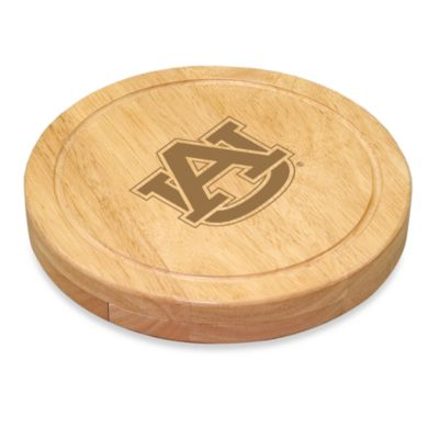 Picnic Time® Auburn University Collegiate Circo Cutting Board