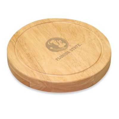 Picnic Time® Florida State University Collegiate Circo Cutting Board