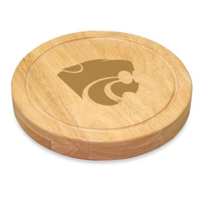 Picnic Time® Kansas State University Collegiate Circo Cutting Board