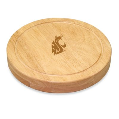 Washington State University Picnic Time® Collegiate Circo Cutting Board