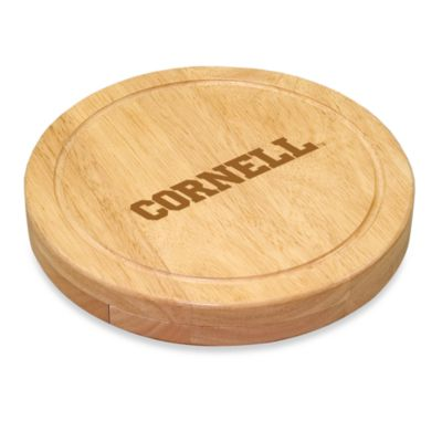 Picnic Time® Cornell University Collegiate Circo Cutting Board