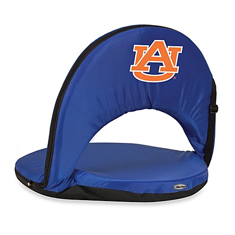Picnic Time®  Auburn UniversityCollegiate Oniva Seat in Navy Blue