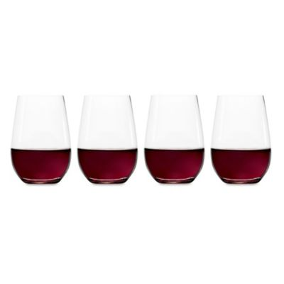 Mikasa® BarMaster's™ 24-Ounce Stemless Wine (Set of 4)