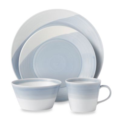 Royal Doulton® 1815 16-Piece Dinnerware Set in Blue