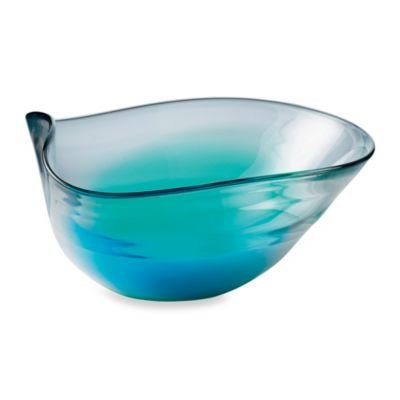 Royal Doulton® 1815 Colored Glass Shallow Bowl