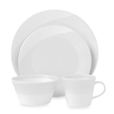 Royal Doulton® 1815 4-Piece Place Setting in White
