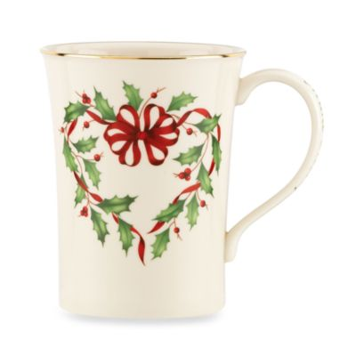 Lenox® Holiday™ Make Merry Mug