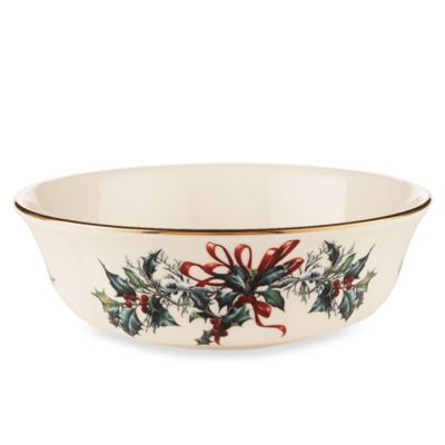 Lenox® Winter Greetings® All Purpose Bowl