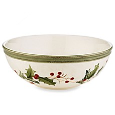 Lenox® Holiday Gatherings Holiday Berry All Purpose Bowl