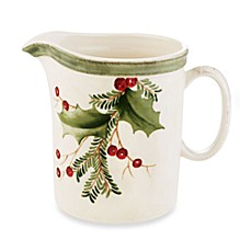 Lenox® Holiday Gatherings Holiday Berry Creamer