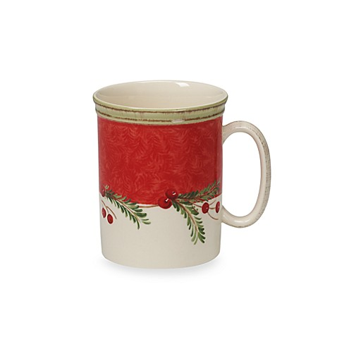 Lenox® Holiday Gatherings Holiday Wreath Mug