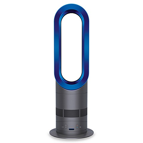 Dyson Am04 Dyson Hot Fan Heater Blue Bed Bath Amp Beyond