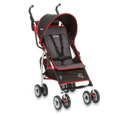 The First Years by Tomy Ignite Stroller in Elegance Black Stripe