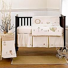 Nature S Purest Sleepy Safari Crib Bedding Accessories