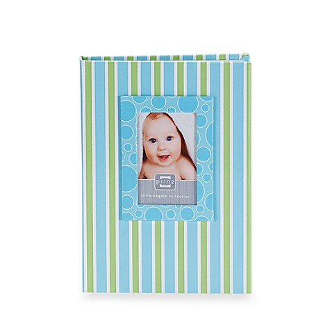 "Prinz Imaginera 4"" x 6"" Photo Album - Pink"