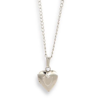 Elegant Baby Heart Locket