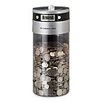The Sharper Image® Digital Coin Counting Bank