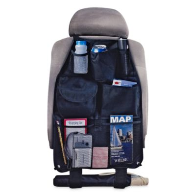 Auto Back Seat Organizer