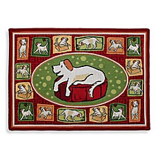 Park B. Smith® A Dog's Life Pet Mat