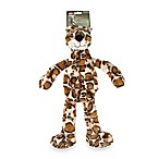 Spot Skinneeez Plush Pet Toy in Leopard
