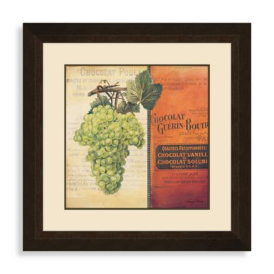 Fruit Label I Wall Art