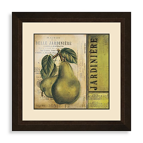 Fruit Label II Wall Art