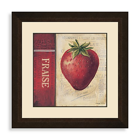 Fruit Label III Wall Art