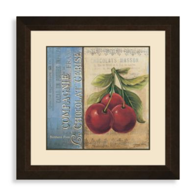 Fruit Label IV Wall Art