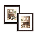 Spa Bath Wall Art (Set of 2)