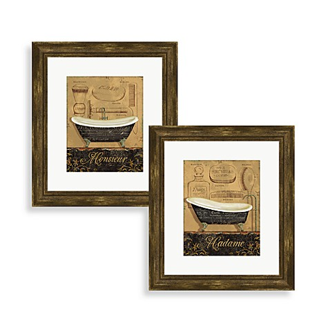 Madame Wall Art (Set of 2)