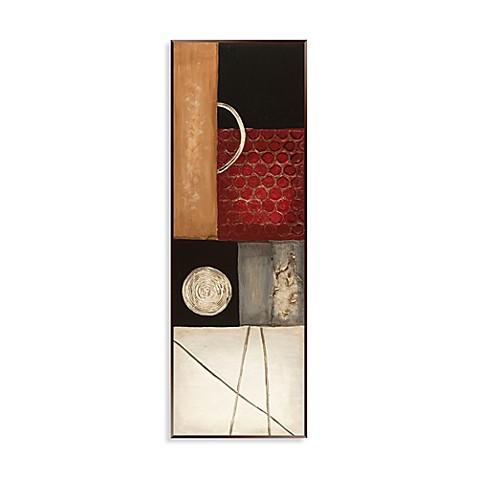 textured panel iii wall art bed bath beyond. Black Bedroom Furniture Sets. Home Design Ideas