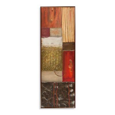 Textured Panel I Wall Art