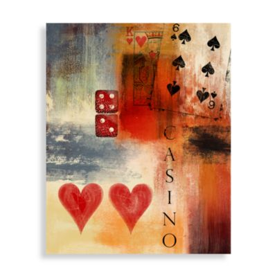 Art Poker II Wall Art