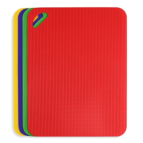Dexas 174 Flexible Heavy Duty Grippmat 174 Cutting Boards Set