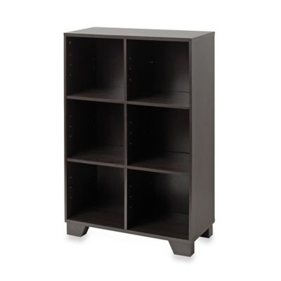 Real Simple® 6-Cube Storage Unit in Espresso